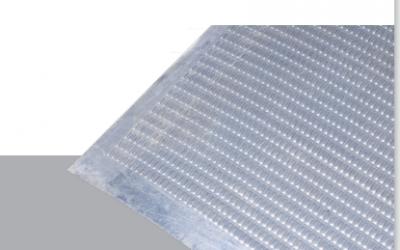 Tablă perforată galvanizată